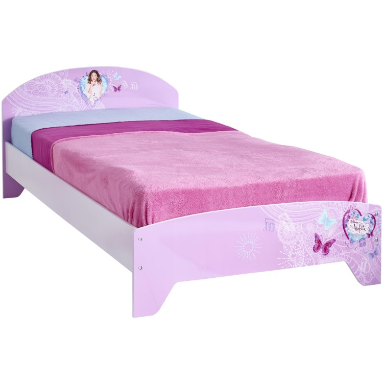 Image of Bed Kind Violetta: 192x96x65 cm