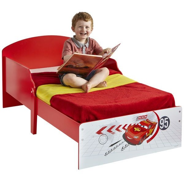 Image of Bed Peuter Cars: 142x77x59 cm