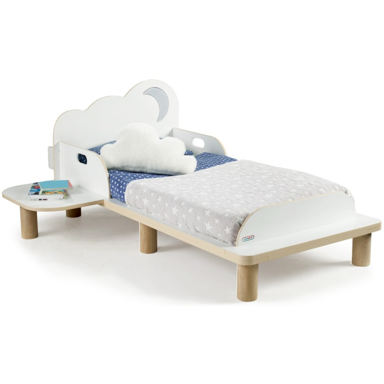 Image of Bed Kind met lampje Starbright: 168x112x69 cm