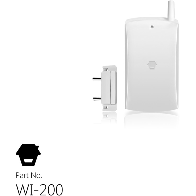 Image of Chuango - WI-200 Draadloze Watermelder