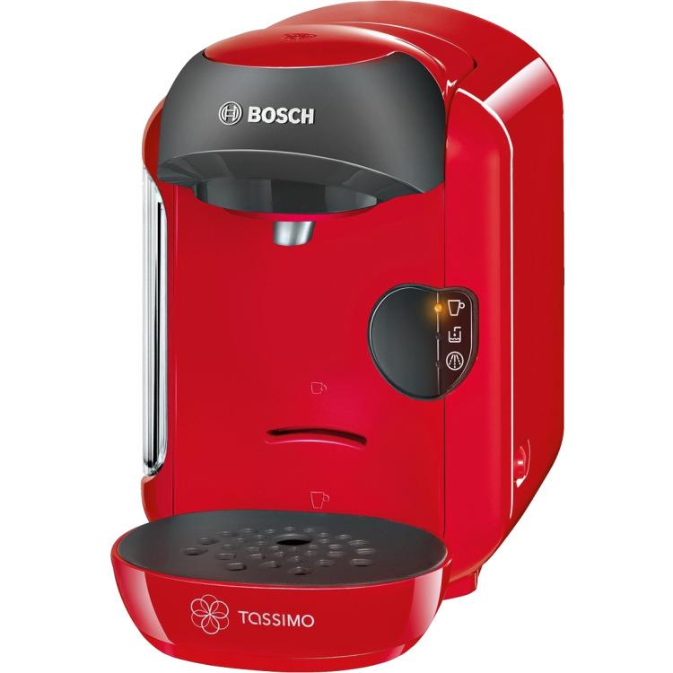 Bosch Tassimo TAS1253 Just Red-Antraciet