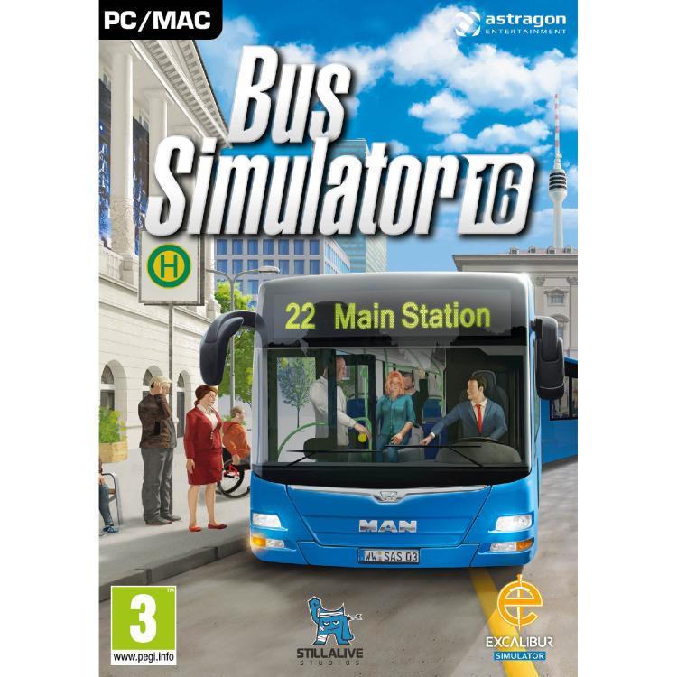 Image of Bus Simulator 16