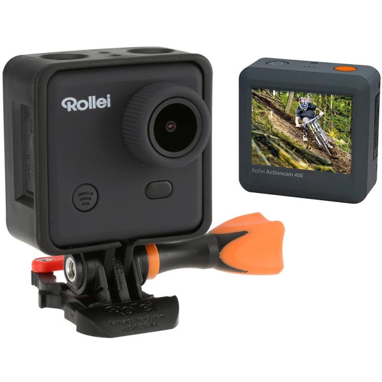 ROLLEI Camcorder Actioncam 400 met Full HD (1080p)