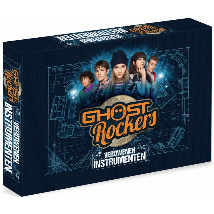 Verdwenen instrument Ghost Rockers
