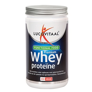 Image of Functional Food Whey Proteïne, 250 G