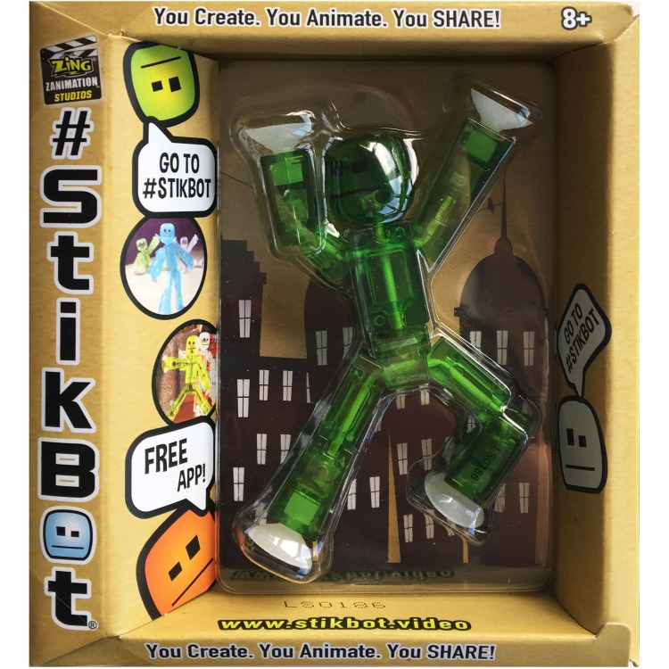 Image of Stikbot Groen