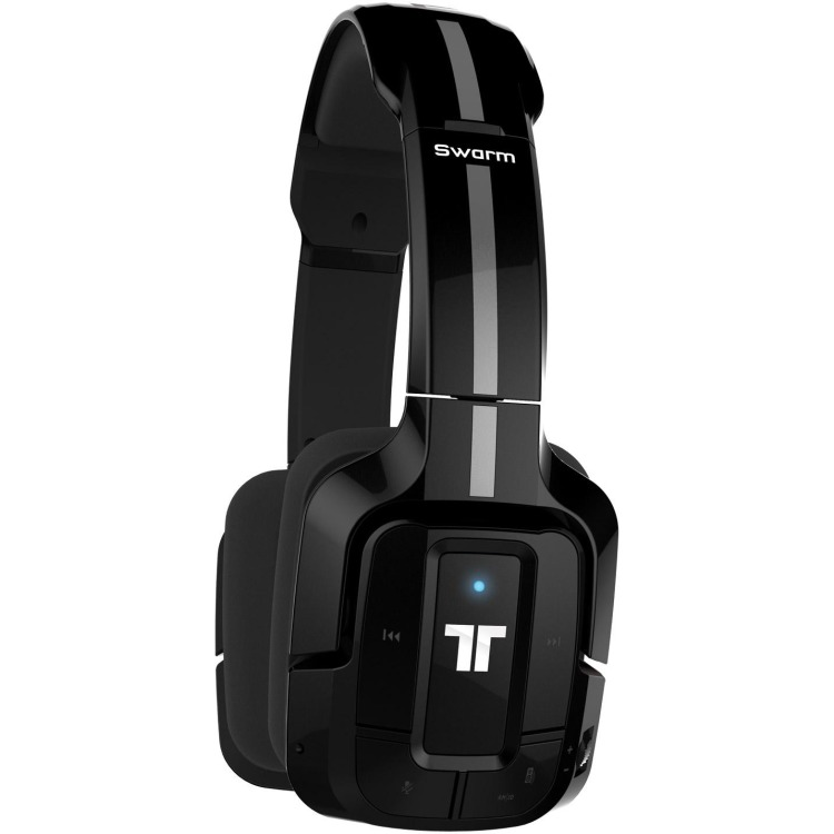 Tritton, Swarm Wireless Mobile Headset for Android, iOS, Smart Devices, PC-Mac, + Gaming Consoles (B