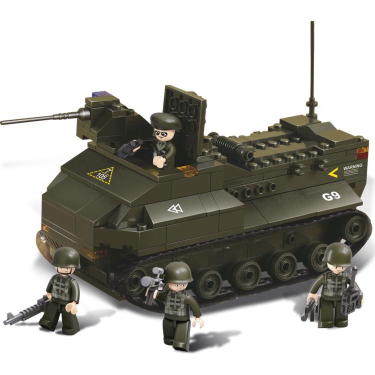 Image of Army Pantservoertuig (M38-B6300)