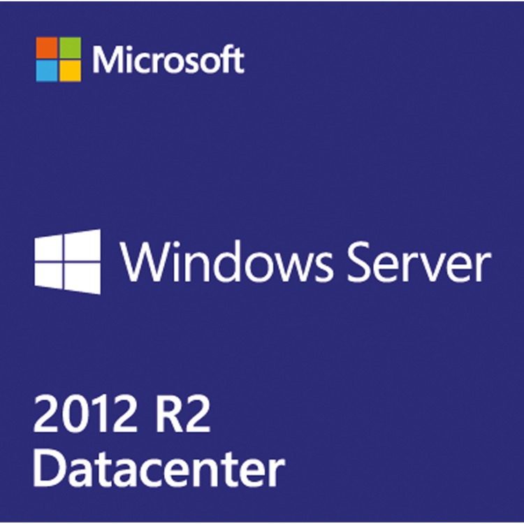 Productafbeelding voor 'Windows Server 2012 R2 Datacenter'