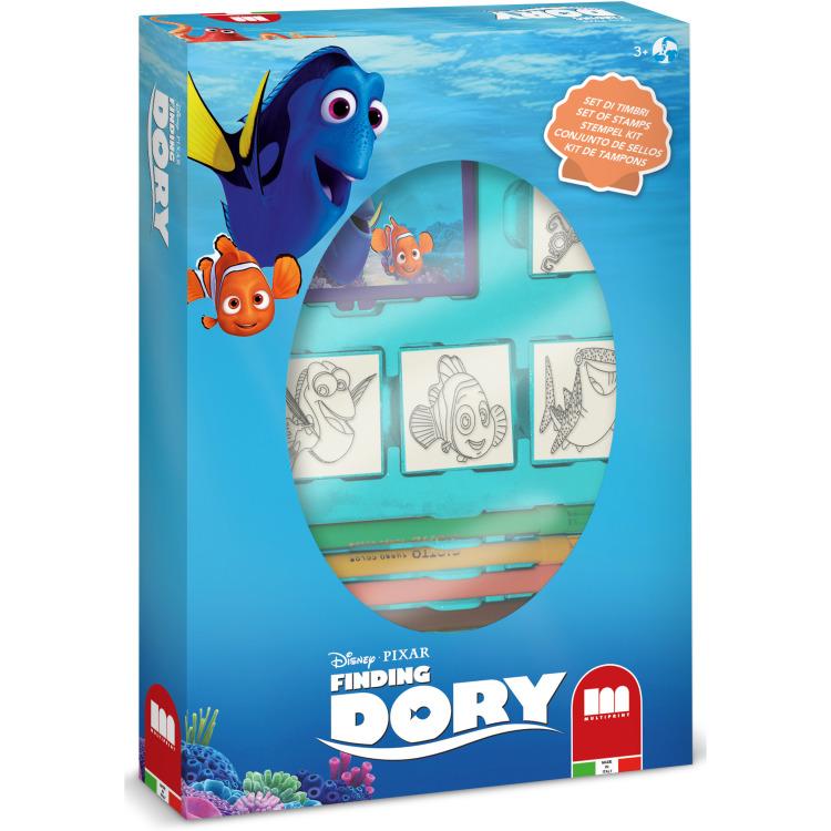 Image of Disney Pixar Finding Dory Stempelse