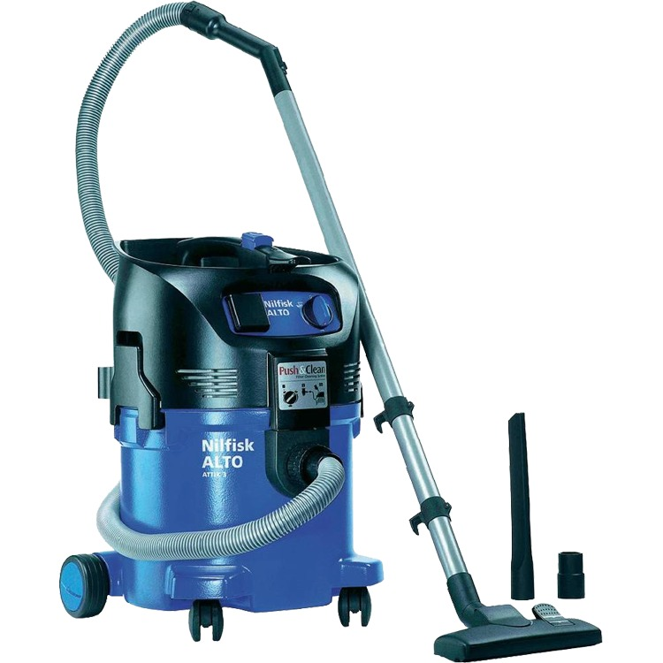 Stof- en Waterzuiger ALTO Attix 30-21 PC