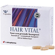 Arkopharma Hairvital - 60 Capsules
