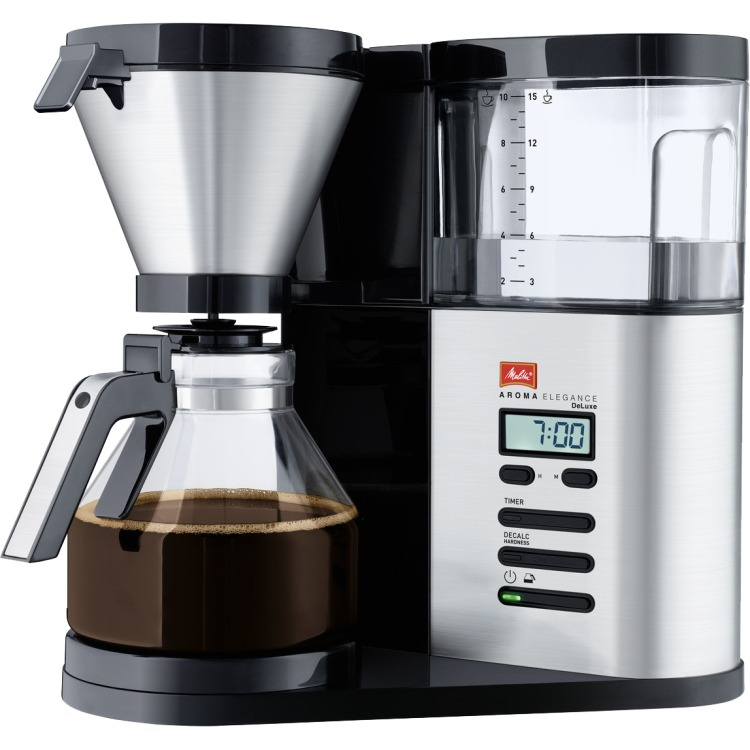 Koffiezetapp. 10-kops met Auto