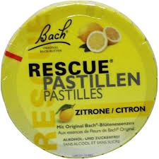 Image of Rescue Pastilles Citroen, 50 Gram