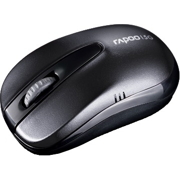 Image of 5G Opitcal Mouse Black
