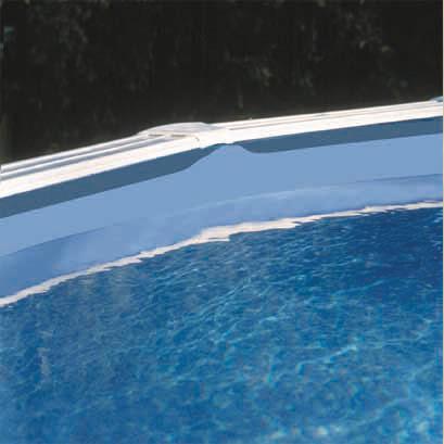 Gre Zwembad Fidji set achtvorm 640