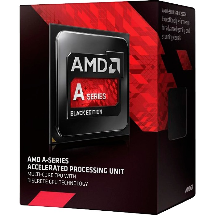 Image of A10-7860K 3,6 GHz (4,0 GHz Turbo Boost)