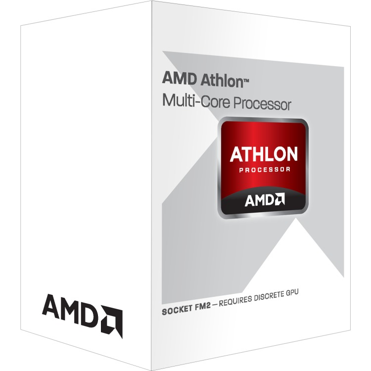 Image of AMD A series A6-7470K 3.7GHz 1MB L2 Box