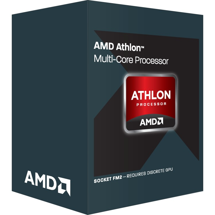 Image of AMD Athlon X4 860K 4MB L2 Box