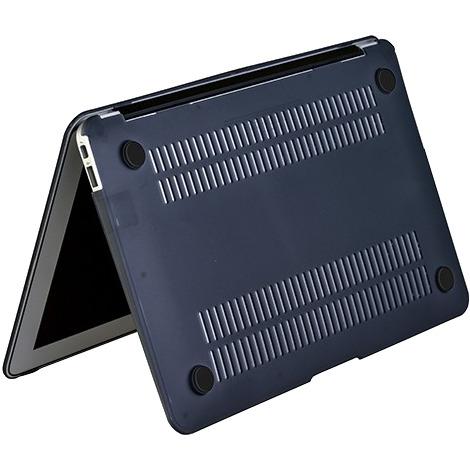- 'Clip On' Beschermhoes voor Apple MacBook Air 11 inch (Zwart)
