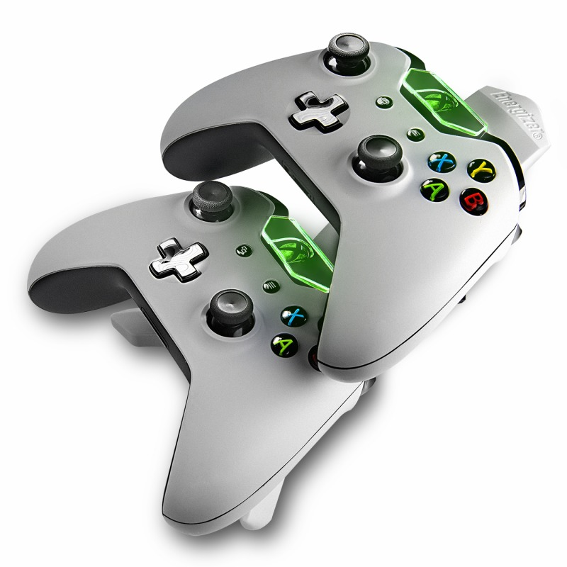 - Dual Charge System (Wit) Xbox One