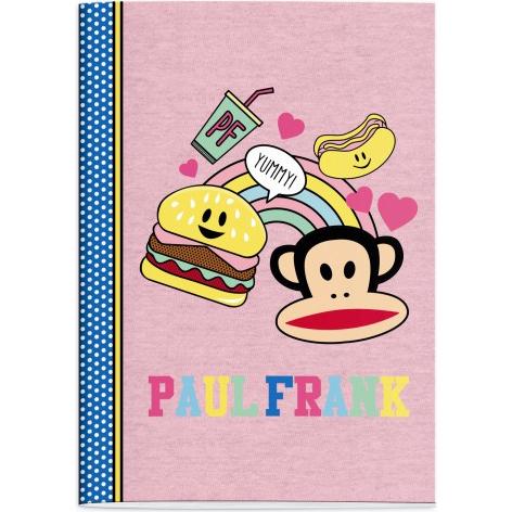A4 Schrift Geruit Girls Burger