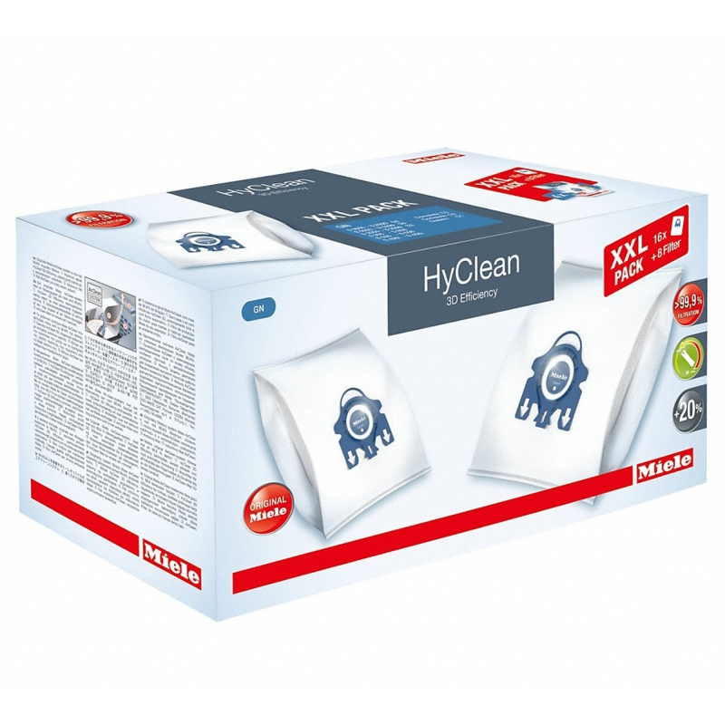 XXL-Pack HyClean 3D Efficiency GN