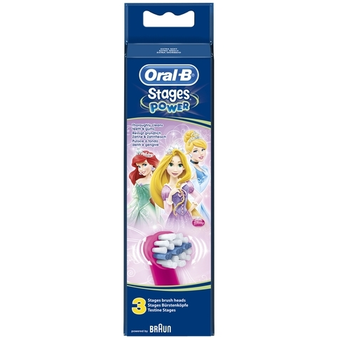 Oral-B Opzetborstel Stages Power