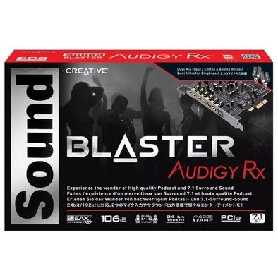 SB Audigy RX