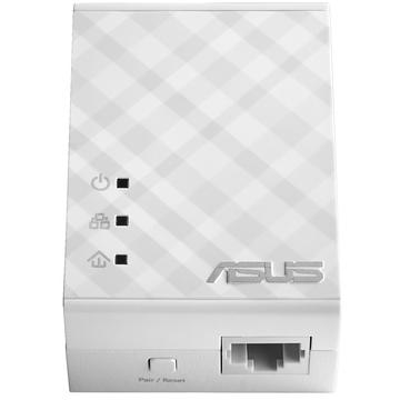 Wi-Fi HomePlug AV500 Powerline Adapter Kit