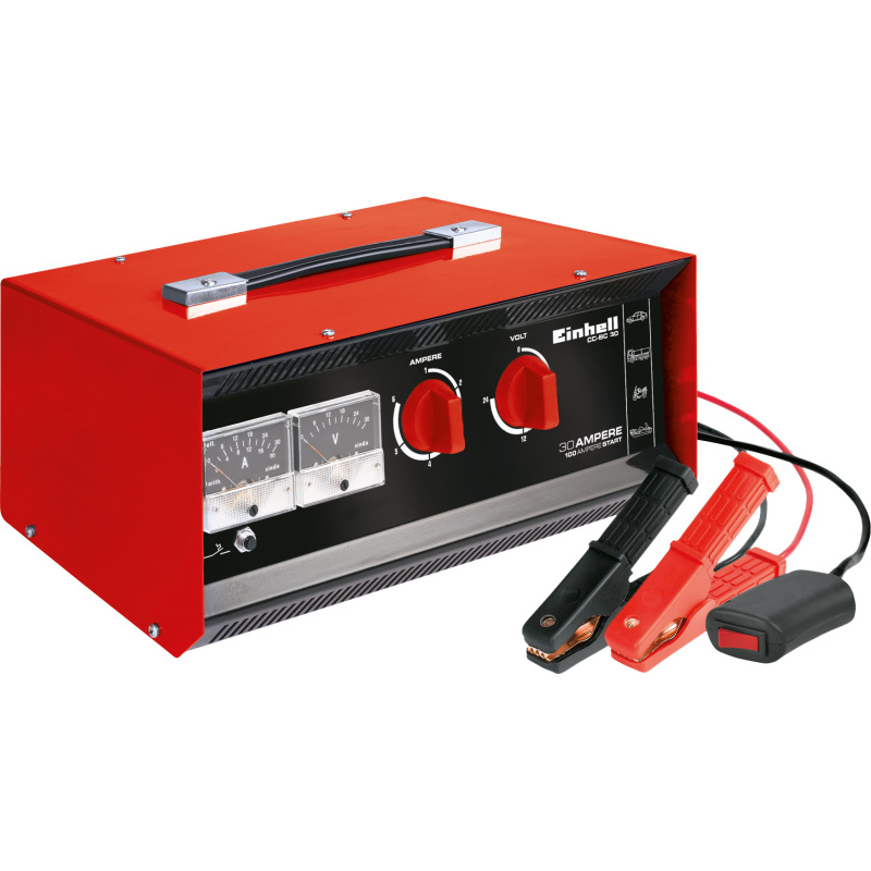 Acculader-starter CC-BC 30