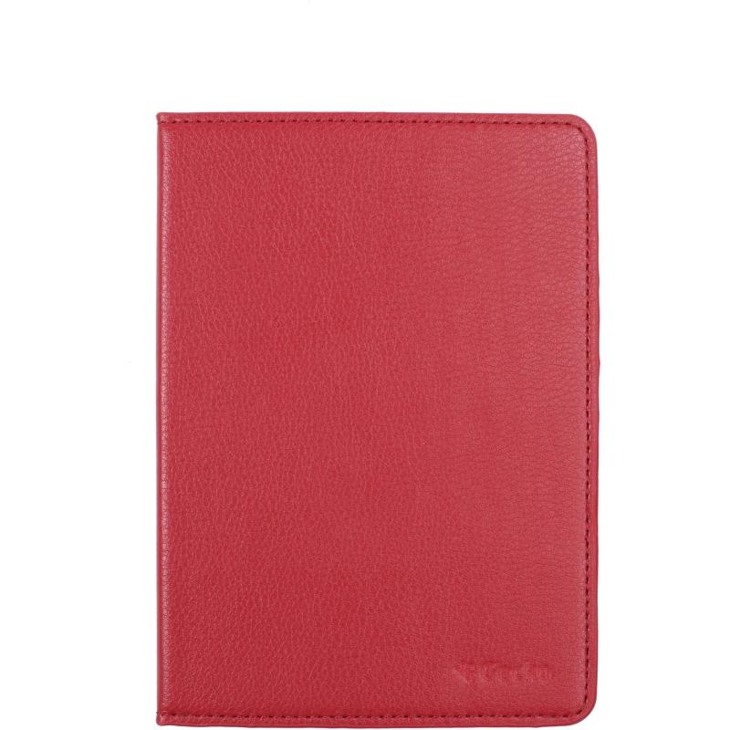- Luxe Beschermhoes voor Kobo Aura Edition 2 (Rood)