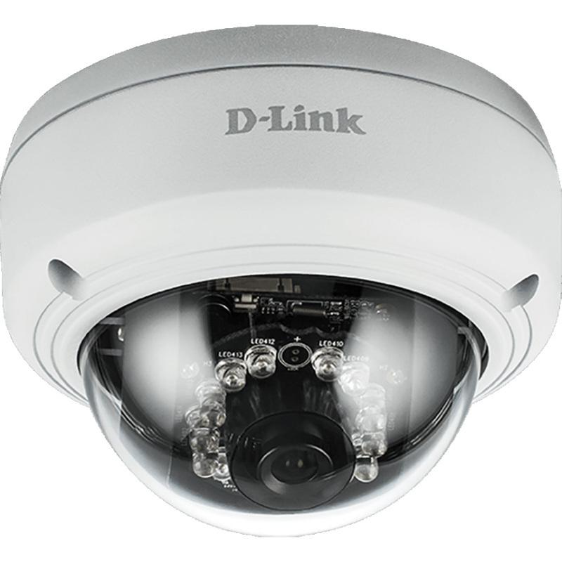 DCS-4602EV Full HD Outdoor Vandal Proof PoE Dome Camera