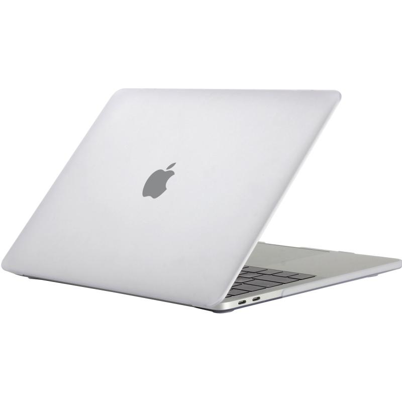 - 'Clip On' Beschermhoes voor MacBook Pro 13 inch (2016) Wit