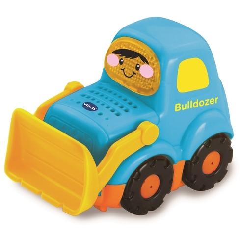 Toet Toet Auto's Bob Bulldozer