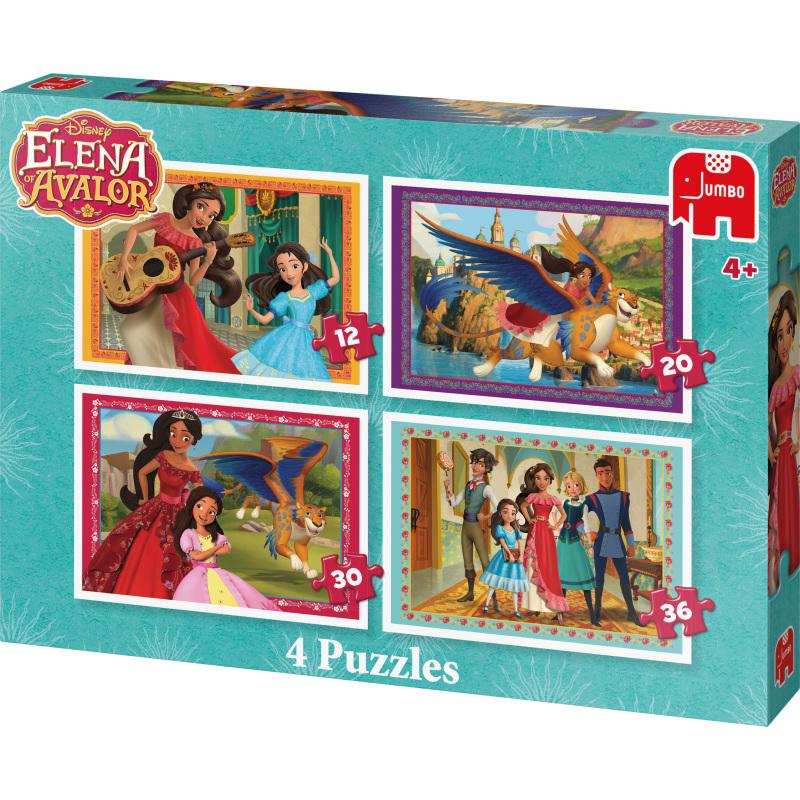 Disney Elena van Avalor puzzels