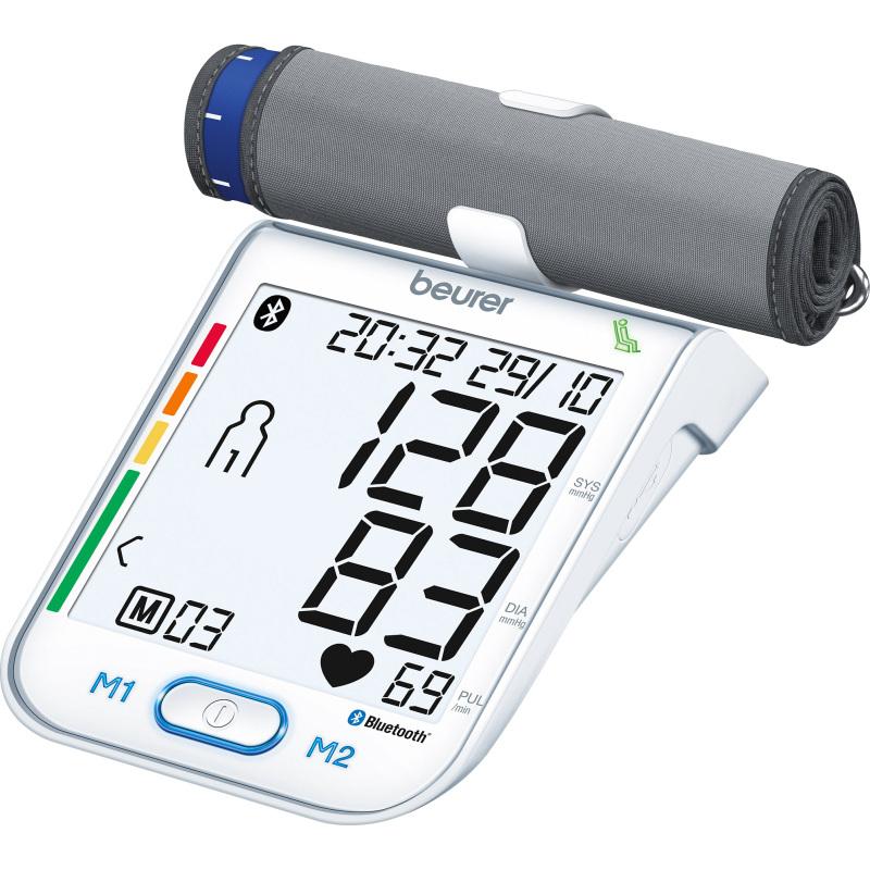 Bloeddrukmeter voor de bovenarm BM 77 Bluetooth