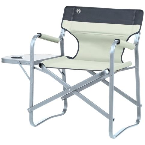 Ligstoel met tafeltje