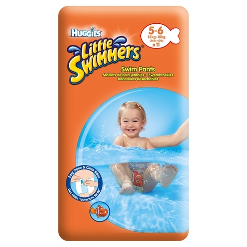 HUGG Little swimmers 5-6 11st