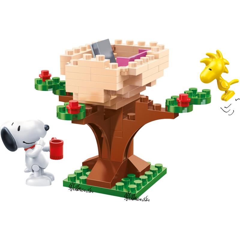 Snoopy Snoopy Vogelnest