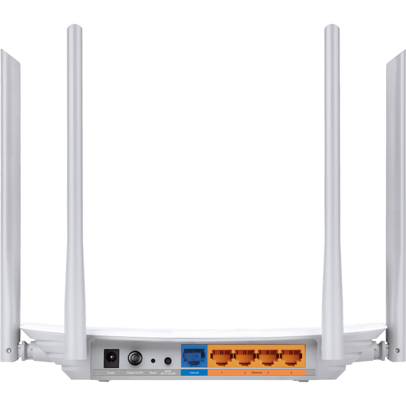 Archer C50 V3 AC1200 Draadloze Dual Band Router