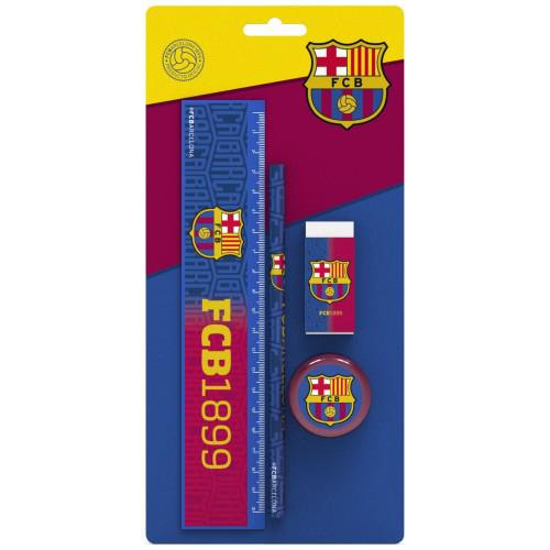FC Barcelona schrijfset FCB1899, 4-delig