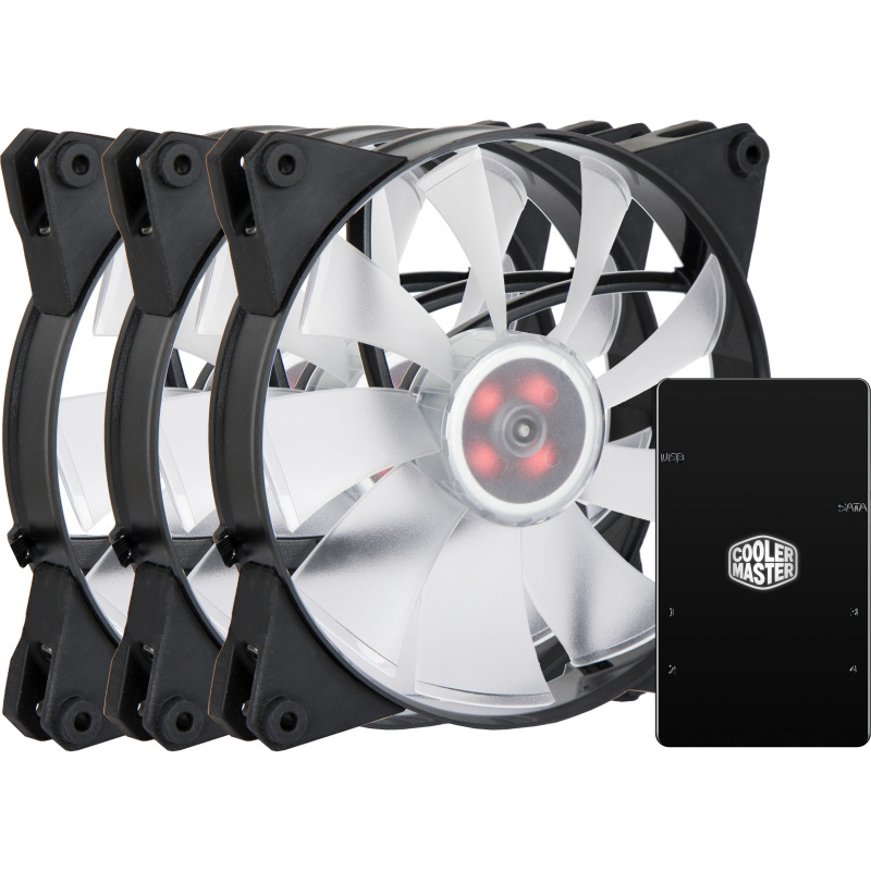 MasterFan Pro 140 Air Flow RGB 3in1