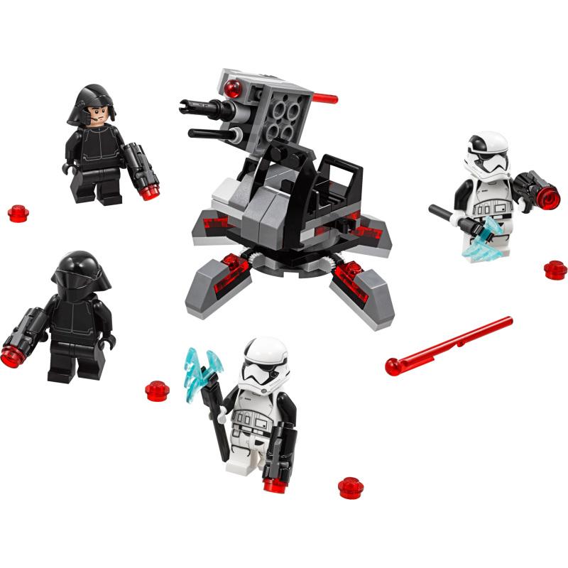 Star Wars - First Order specialisten Battle Pack