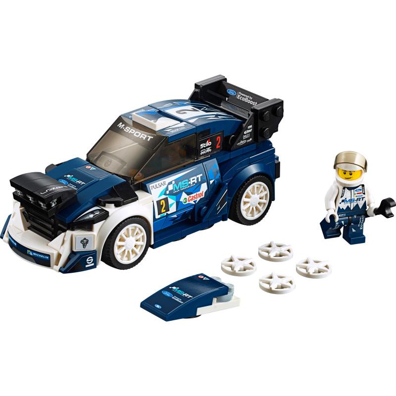 Speed Champions Ford Fiesta M-Sport WRC