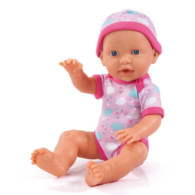 Piccolina First New Born Baby babypop, 30 cm