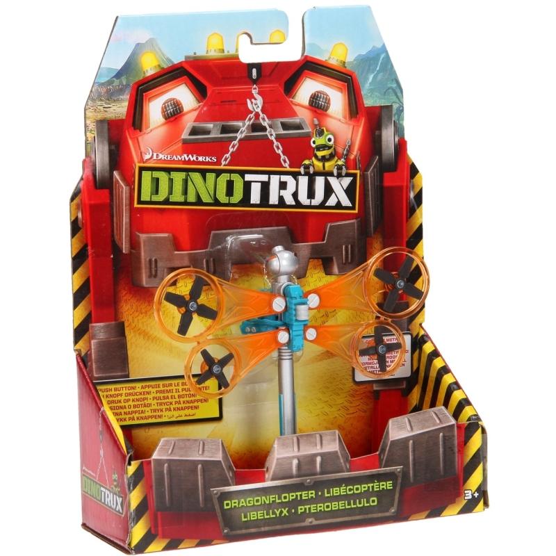 Dinotrux die-cast voertuig - Dragonflopter