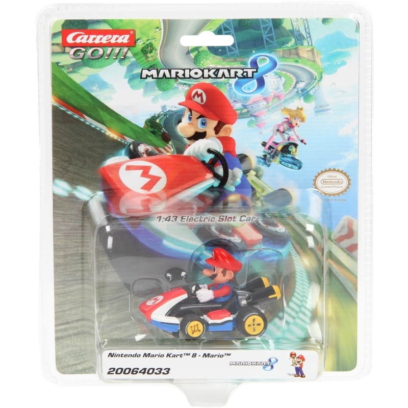 Go!!! raceauto - mario