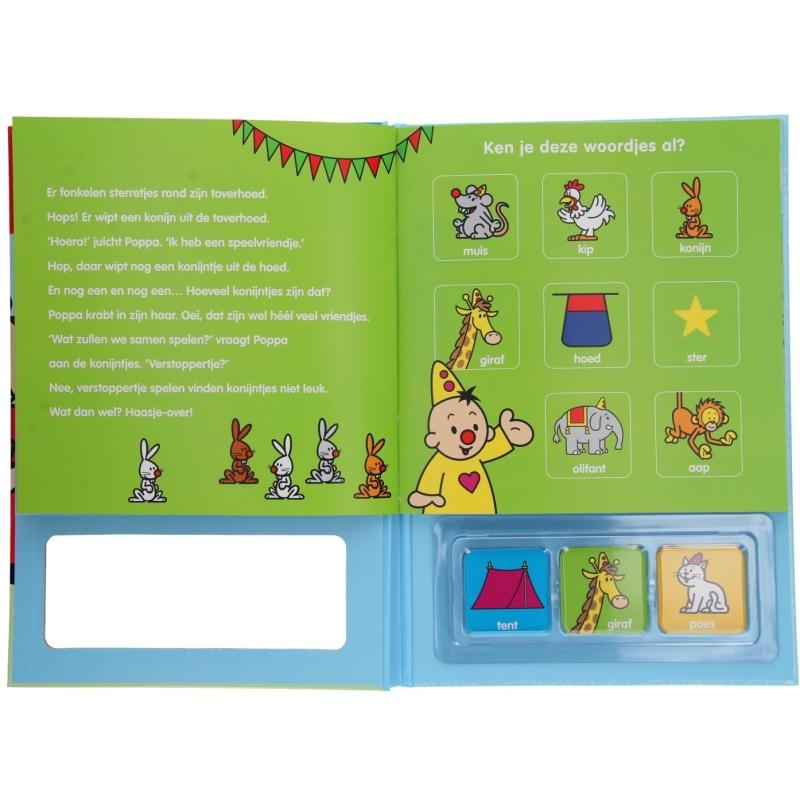 Bumba boek met memospel