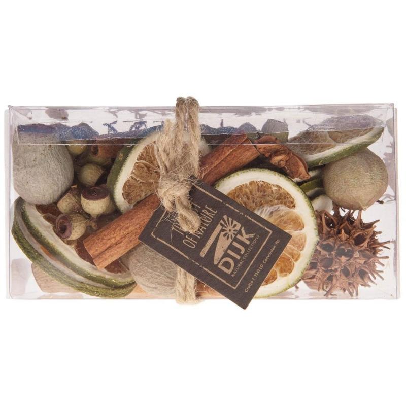 Fruit, Bloemen, Kruidenset Decoratie, 140gr.